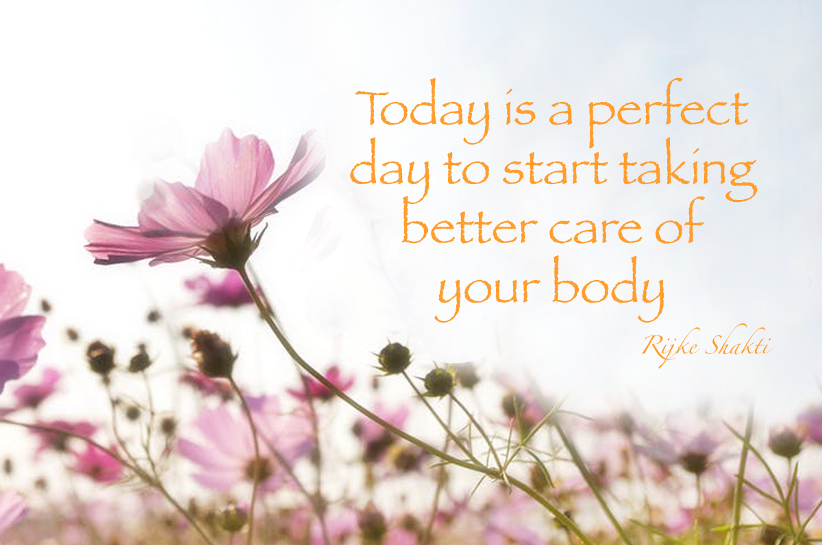 Find your favorite workout! Today is a perfect day to start taking better care of your body.
